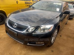 Lexus GS 2006 300 AWD Black | Cars for sale in Lagos State, Ikeja