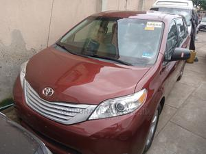 Toyota Sienna 2013 Red | Cars for sale in Lagos State, Ojodu