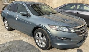 Honda Accord CrossTour 2010 EX-L Green | Cars for sale in Lagos State, Ikeja