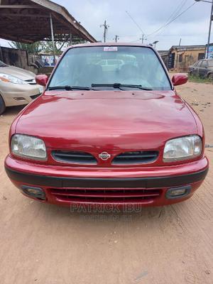 Nissan Micra 2002 Red | Cars for sale in Ogun State, Ado-Odo/Ota
