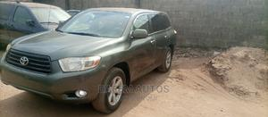 Toyota Highlander 2010 Gray   Cars for sale in Lagos State, Abule Egba