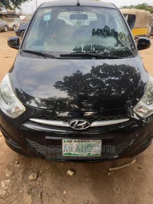 Hyundai I10 2014 Black | Cars for sale in Lagos State, Alimosho