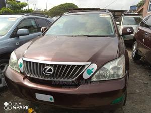 Lexus RX 2008 350 Brown   Cars for sale in Lagos State, Apapa