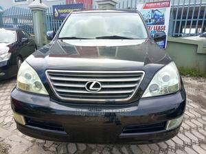 Lexus GX 2005 470 Sport Utility Black | Cars for sale in Lagos State, Agege