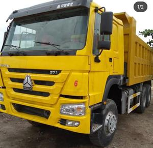 Newly Arrived 30tons Tokunbo 371 Howo Ten Tyres Tipper 2015 | Trucks & Trailers for sale in Lagos State, Apapa