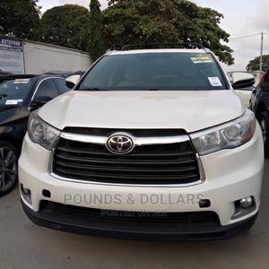 Toyota Highlander 2014 White | Cars for sale in Lagos State, Apapa