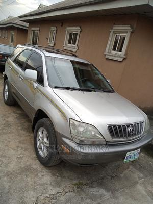 Lexus RX 2003 Silver | Cars for sale in Rivers State, Port-Harcourt