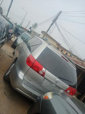Toyota Sienna 2007 XLE Limited Silver | Cars for sale in Lagos State, Isolo