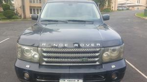 Land Rover Range Rover Sport 2007 HSE 4x4 (4.4L 8cyl 6A) Black | Cars for sale in Abuja (FCT) State, Asokoro