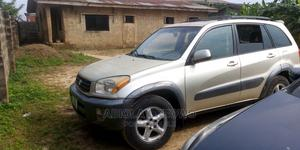 Toyota RAV4 2003 Automatic Silver   Cars for sale in Lagos State, Ikorodu