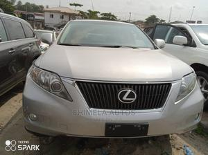 Lexus RX 2012 350 FWD Silver   Cars for sale in Lagos State, Apapa