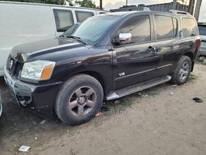 Nissan Armada 2005 Black | Cars for sale in Lagos State, Surulere