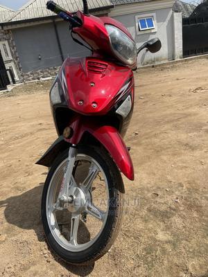 Haojue HJ110-5 2017 Red   Motorcycles & Scooters for sale in Ekiti State, Ado Ekiti