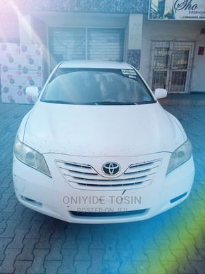 Toyota Camry 2008 2.4 LE White   Cars for sale in Lagos State, Alimosho
