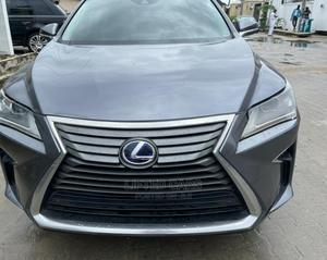 Lexus RX 2017 Gray | Cars for sale in Lagos State, Ikeja