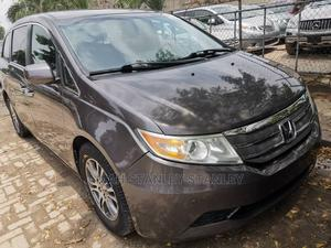 Honda Odyssey 2011 Gray | Cars for sale in Lagos State, Amuwo-Odofin