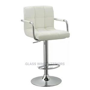 White Bar Stool   Furniture for sale in Lagos State, Ikeja