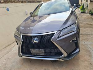 Lexus RX 2018 Gray | Cars for sale in Lagos State, Ogba