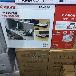 Canon Prixma TS704 Wireless Printer | Printers & Scanners for sale in Lagos State, Ikeja