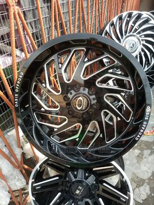 20 Rim OFF Road2021 Available for Jeep's ETC   Vehicle Parts & Accessories for sale in Lagos State, Mushin
