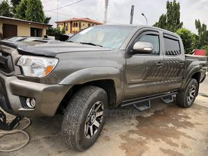 Toyota Tacoma 2014 Brown | Cars for sale in Lagos State, Ikeja