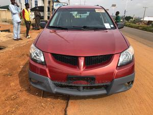Pontiac Vibe 2004 Automatic Red | Cars for sale in Kwara State, Ilorin South
