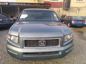 Honda Ridgeline 2007 Green | Cars for sale in Lagos State, Magodo