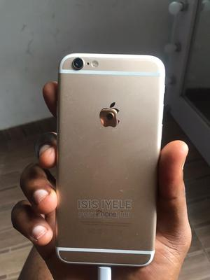 Apple iPhone 6 64 GB Gold   Mobile Phones for sale in Lagos State, Ajah