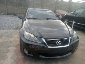 Lexus IS 2007 250 SE AWD Gray   Cars for sale in Lagos State, Ojodu