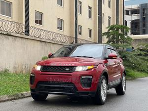 Land Rover Range Rover Evoque 2015 Red | Cars for sale in Abuja (FCT) State, Wuse 2