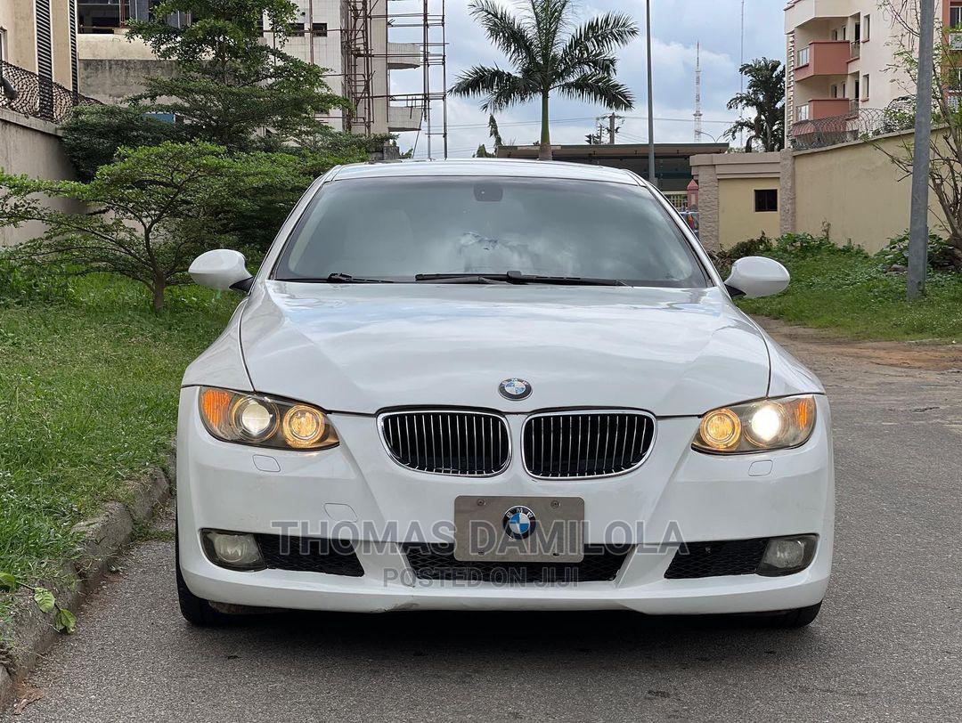 BMW 328i 2011 White