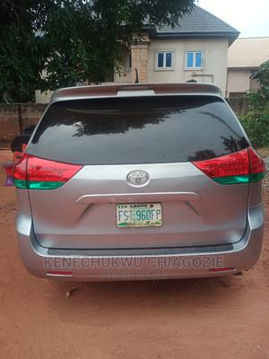 Toyota Sienna 2012 XLE 8 Passenger Gray   Cars for sale in Anambra State, Awka
