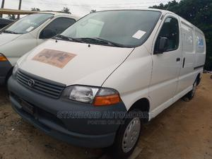 Toyota Hiace 2004 Model Container Body Long Frame   Buses & Microbuses for sale in Lagos State, Apapa