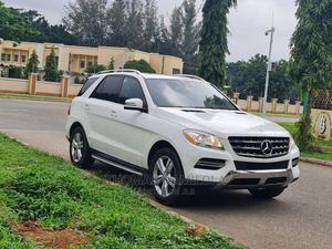 Mercedes-Benz M Class 2015 White | Cars for sale in Abuja (FCT) State, Wuse 2