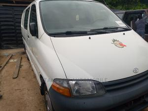 Toyota Hiace 2003 White | Buses & Microbuses for sale in Lagos State, Apapa
