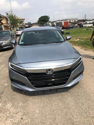 Honda Accord 2019 Blue   Cars for sale in Lagos State, Surulere