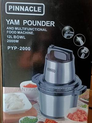 Pinnacle Yam Pounder and Multifunctional Food Machine 12l | Kitchen Appliances for sale in Lagos State, Lagos Island (Eko)
