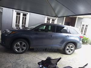 Toyota Highlander 2017 Blue | Cars for sale in Rivers State, Port-Harcourt