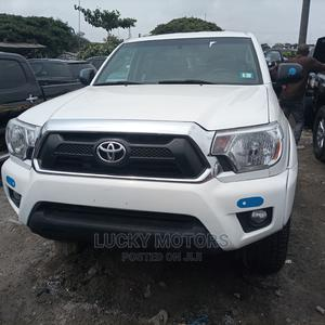 Toyota Tacoma 2013 White | Cars for sale in Lagos State, Apapa