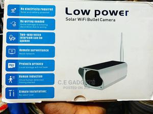 Low Power Solar Wifi Camera   Security & Surveillance for sale in Lagos State, Ojo
