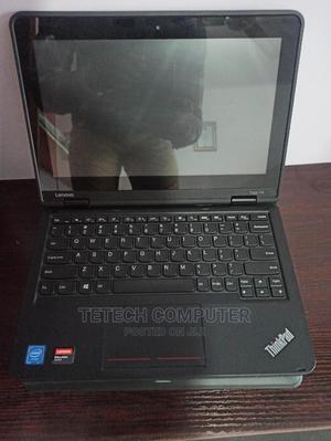 Laptop Lenovo ThinkPad Yoga 4GB Intel Pentium SSD 128GB   Laptops & Computers for sale in Oyo State, Ibadan