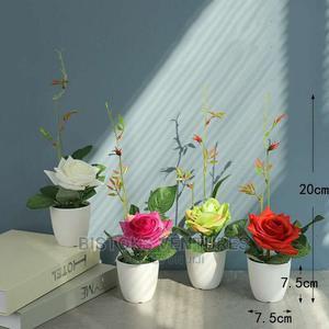 Rose Flower Vase | Garden for sale in Lagos State, Lagos Island (Eko)