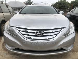 Hyundai Sonata 2014 Silver   Cars for sale in Lagos State, Ogba