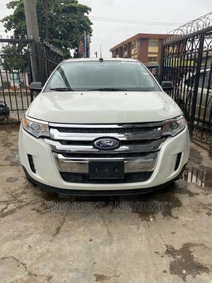 Ford Edge 2013 White   Cars for sale in Lagos State, Ikeja