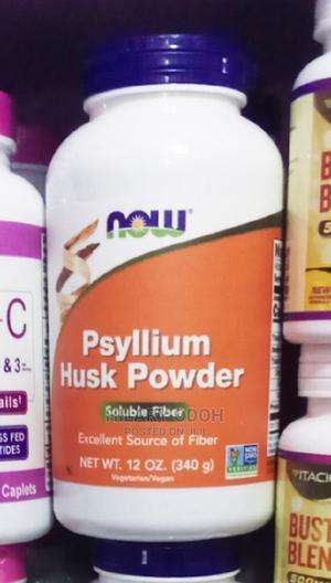 Now Food Psyllium Husk Powder | Vitamins & Supplements for sale in Lagos State, Ojo