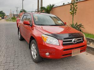 Toyota RAV4 2007 Limited V6 Red   Cars for sale in Lagos State, Ikeja