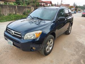 Toyota RAV4 2006 2.0 4x4 Blue | Cars for sale in Lagos State, Gbagada