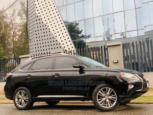 Lexus RX 2014 350 AWD Black | Cars for sale in Abuja (FCT) State, Central Business District