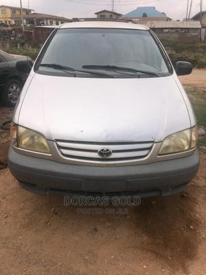 Toyota Sienna 2002 Silver | Cars for sale in Oyo State, Ibadan