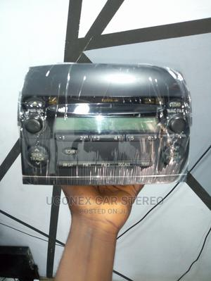 Toyota Sienna Complete Radio Set | Vehicle Parts & Accessories for sale in Rivers State, Port-Harcourt